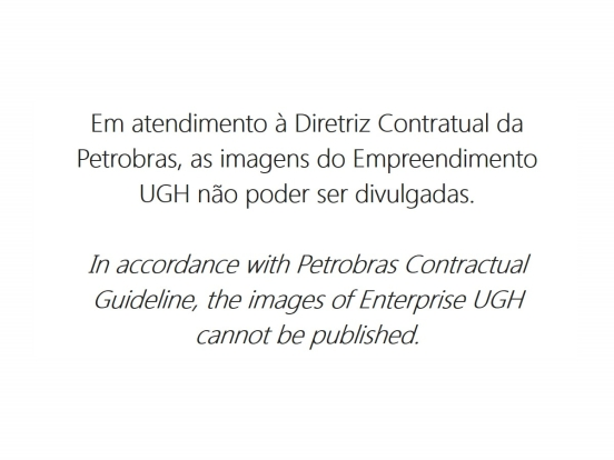 UGH (Complexo Petroquímico do Rio de Janeiro - COMPERJ)