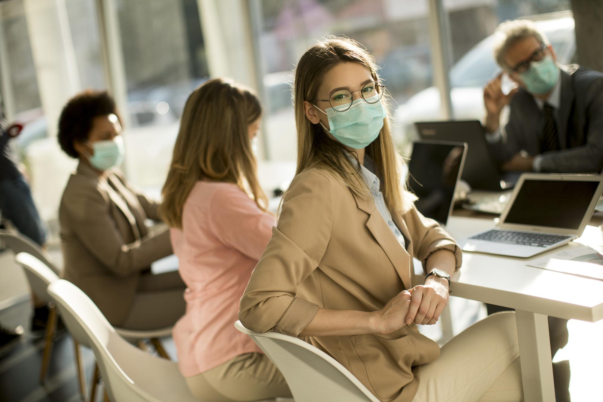Como o EBR e a Toyo Setal estão lidando com o trabalho homeoffice e presencial durante a pandemia?